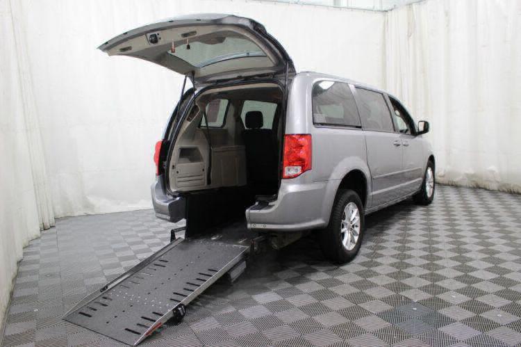 2016 Dodge Grand Caravan SXT Wheelchair Van For Sale #1