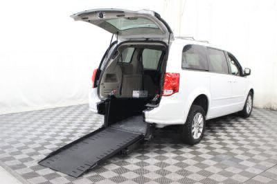 Commercial Wheelchair Vans for Sale - 2015 Dodge Grand Caravan SXT ADA Compliant Vehicle VIN: 2C4RDGCG0FR536264