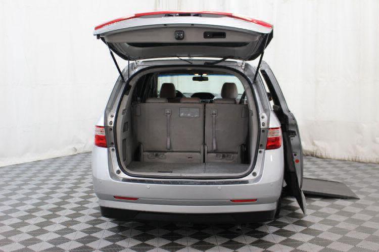 2012 Honda Odyssey Touring Elite Wheelchair Van For Sale #3