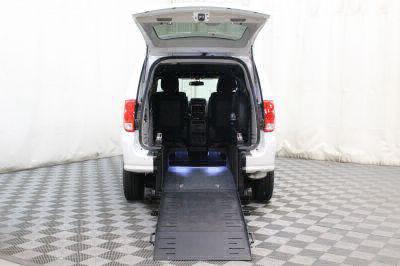 Used 2016 Dodge Grand Caravan SE Plus Wheelchair Van