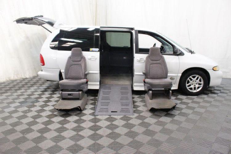 2000 Dodge Grand Caravan SE Wheelchair Van For Sale #9
