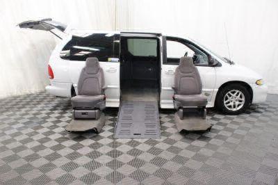 2000 Dodge Grand Caravan Wheelchair Van For Sale -- Thumb #9