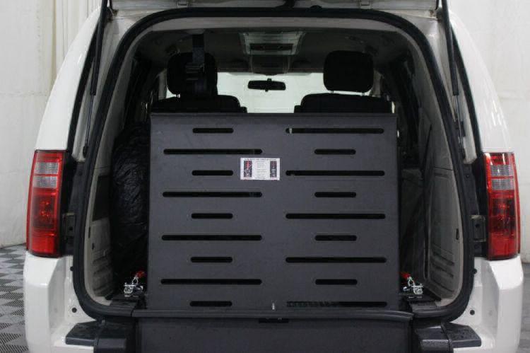 2008 Dodge Grand Caravan SXT Wheelchair Van For Sale #2