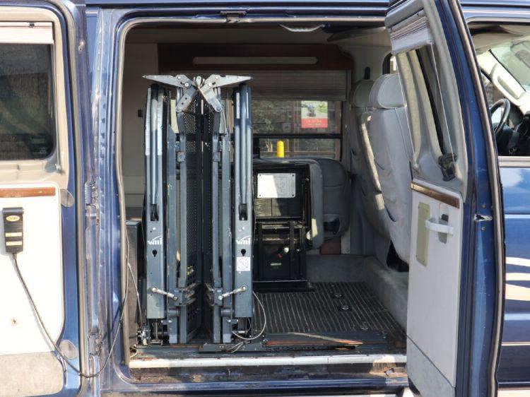 2012 Ford Econoline E150 E-150 Wheelchair Van For Sale #28