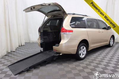 Commercial Wheelchair Vans for Sale - 2011 Toyota Sienna LE ADA Compliant Vehicle VIN: 5TDKK3DC3BS116785