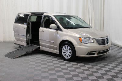 Used Wheelchair Van for Sale - 2015 Chrysler Town & Country Touring Wheelchair Accessible Van VIN: 2C4RC1BG5FR587633