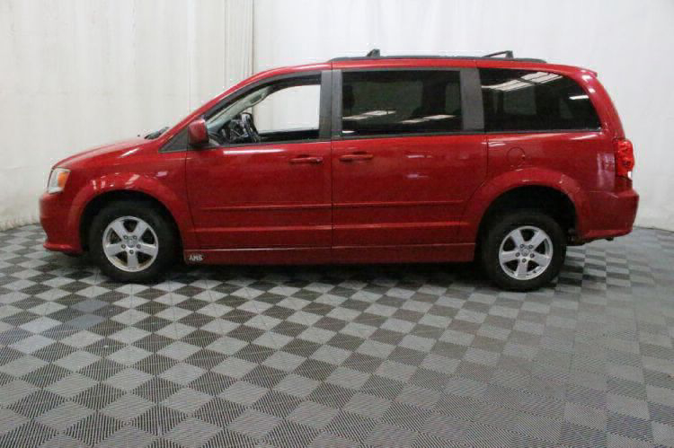 2013 Dodge Grand Caravan SXT Wheelchair Van For Sale #9