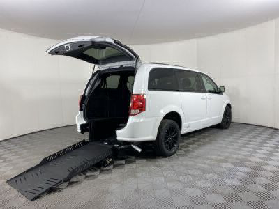 New Wheelchair Van for Sale - 2019 Dodge Grand Caravan GT Wheelchair Accessible Van VIN: 2C4RDGEG4KR717925