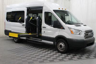 2018 Ford Transit Passenger Wheelchair Van For Sale -- Thumb #5