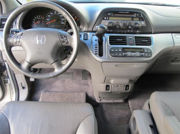 2008 Honda Odyssey EX-L Wheelchair Van For Sale #9