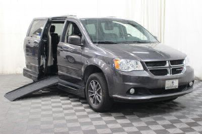 Handicap Van for Sale - 2017 Dodge Grand Caravan SXT Wheelchair Accessible Van VIN: 2C4RDGCG8HR574103