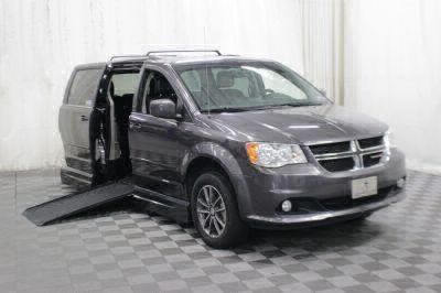 Used Wheelchair Van for Sale - 2017 Dodge Grand Caravan SXT Wheelchair Accessible Van VIN: 2C4RDGCG8HR766380