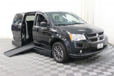 Handicap Van for Sale - 2017 Dodge Grand Caravan SXT Wheelchair Accessible Van VIN: 2C4RDGCG2HR789380