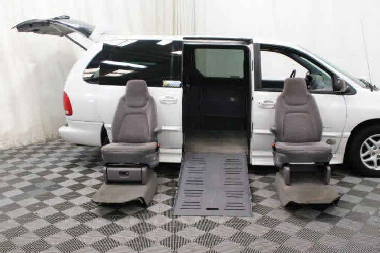 2000 Dodge Grand Caravan SE Wheelchair Van For Sale #7