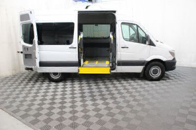 2016 Mercedes-Benz Sprinter Wheelchair Van For Sale -- Thumb #9
