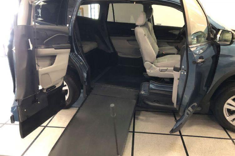 2018 Honda Pilot LX Wheelchair Van For Sale #2