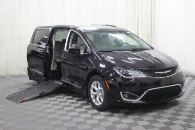 New Wheelchair Van for Sale - 2017 Chrysler Pacifica Touring-L Plus Wheelchair Accessible Van VIN: 2C4RC1EG5HR756824