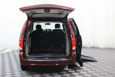 2017 Dodge Grand Caravan Wheelchair Van For Sale -- Thumb #5
