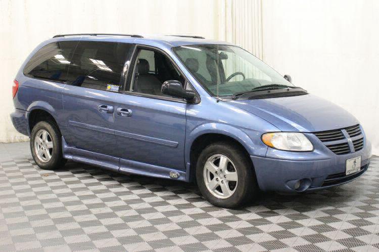 2007 Dodge Grand Caravan SXT SXT Wheelchair Van For Sale #5
