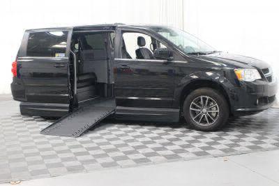 Handicap Van for Sale - 2017 Dodge Grand Caravan SXT Wheelchair Accessible Van VIN: 2C4RDGCG5HR749133