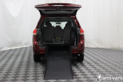 2011 Toyota Sienna Wheelchair Van For Sale -- Thumb #2