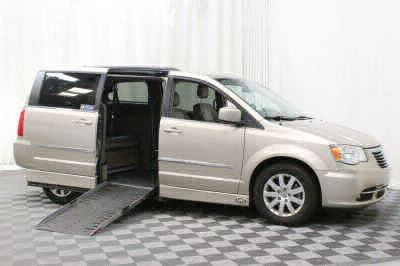 Used Wheelchair Van for Sale - 2013 Chrysler Town & Country Touring Wheelchair Accessible Van VIN: 2C4RC1BG4DR674887