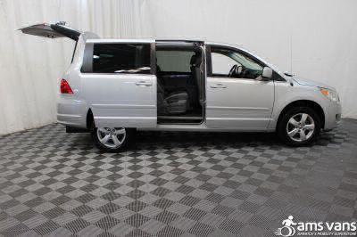 2009 Volkswagen Routan Wheelchair Van For Sale -- Thumb #5