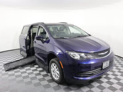 New Wheelchair Van for Sale - 2020 Chrysler Voyager LXi Wheelchair Accessible Van VIN: 2C4RC1DG8LR148287