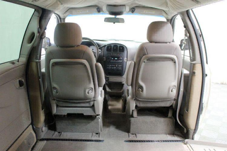 2002 Dodge Grand Caravan Sport Wheelchair Van For Sale #14
