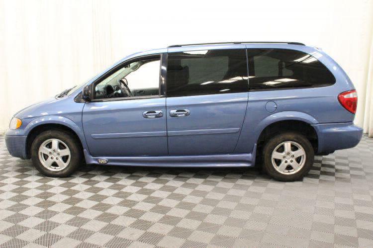 2007 Dodge Grand Caravan SXT SXT Wheelchair Van For Sale #8