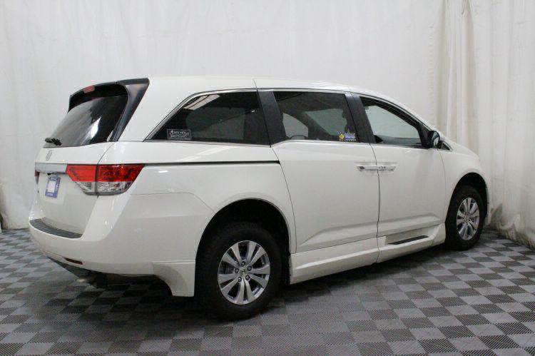 2016 Honda Odyssey EX-L Wheelchair Van For Sale #10