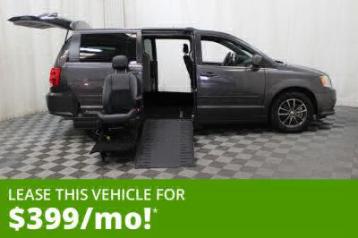 New Wheelchair Van for Sale - 2017 Dodge Grand Caravan SXT Wheelchair Accessible Van VIN: 2C4RDGCG1HR749825