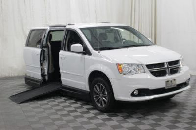 Handicap Van for Sale - 2017 Dodge Grand Caravan SXT Wheelchair Accessible Van VIN: 2C4RDGCG3HR761250