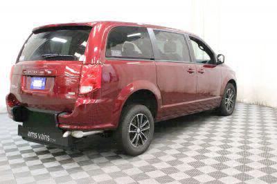 2018 Dodge Grand Caravan Wheelchair Van For Sale -- Thumb #13
