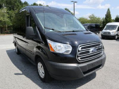 New Wheelchair Van for Sale - 2019 Ford Transit Passenger Mid-Roof 350 XLT - 15 Wheelchair Accessible Van VIN: 1FBAX2CM5KKA93569
