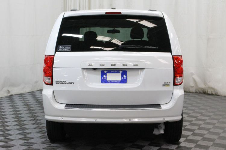 2017 Dodge Grand Caravan SXT Wheelchair Van For Sale #14