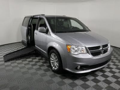 New Wheelchair Van for Sale - 2019 Dodge Grand Caravan SXT Wheelchair Accessible Van VIN: 2C4RDGCG7KR755541