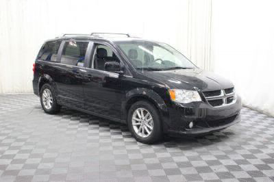 New Wheelchair Van for Sale - 2018 Dodge Grand Caravan SXT Wheelchair Accessible Van VIN: 2C4RDGCG7JR282108