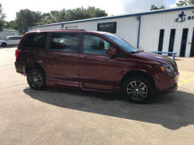 Used Wheelchair Van for Sale - 2019 Dodge Grand Caravan GT Wheelchair Accessible Van VIN: 2C4RDGEG9KR519230