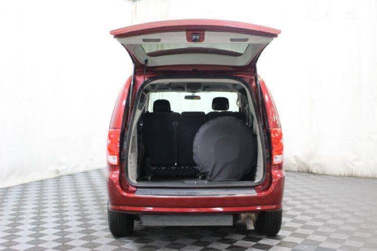 2014 Dodge Grand Caravan SXT Wheelchair Van For Sale #28