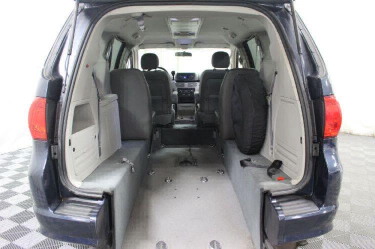 2009 Volkswagen Routan SE Wheelchair Van For Sale #7