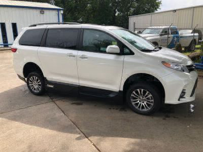Handicap Van for Sale - 2020 Toyota Sienna XLE Wheelchair Accessible Van VIN: 5TDYZ3DC9LS037161