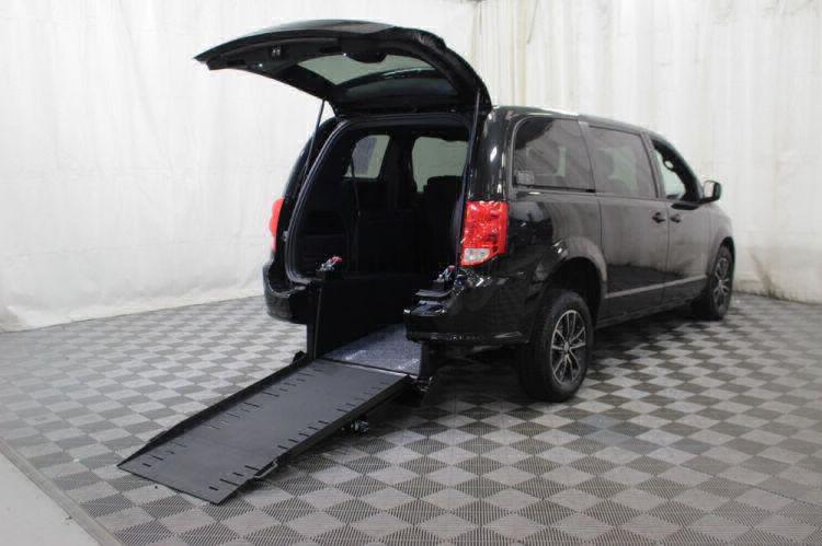 2018 Dodge Grand Caravan SE Plus Wheelchair Van For Sale #1