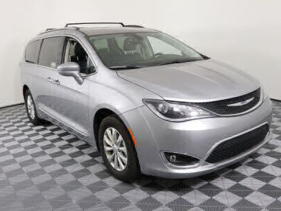 New Wheelchair Van for Sale - 2019 Chrysler Pacifica Touring L Wheelchair Accessible Van VIN: 2C4RC1BG4KR603430