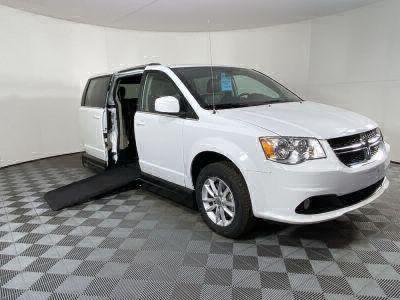 Handicap Van for Sale - 2019 Dodge Grand Caravan SXT Wheelchair Accessible Van VIN: 2C4RDGCG3KR622288