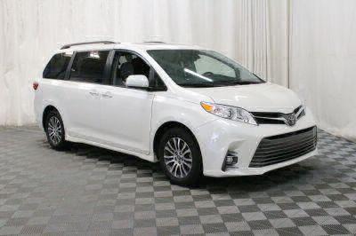 New 2018 Toyota Sienna XLE Premium Wheelchair Van