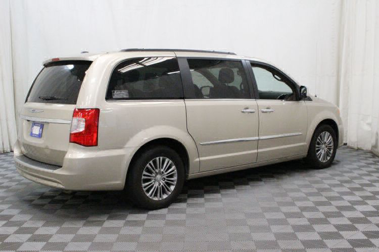 2014 Chrysler Town and Country Touring-L Wheelchair Van For Sale #3