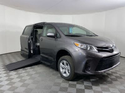 New Wheelchair Van for Sale - 2020 Toyota Sienna LE Mobility Wheelchair Accessible Van VIN: 5TDKZ3DC3LS080450