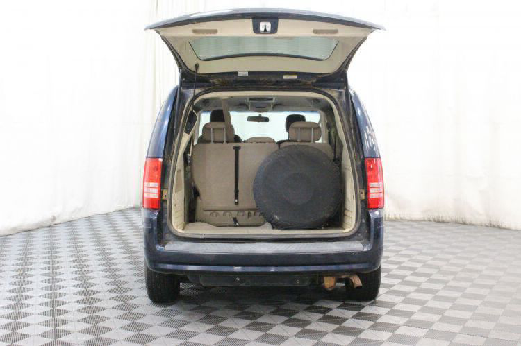 2008 Chrysler Town and Country Touring Wheelchair Van For Sale #17