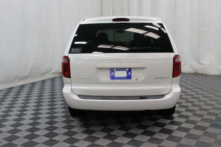 2002 Dodge Grand Caravan Sport Wheelchair Van For Sale #9
